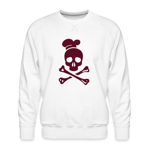 cannibal cook vector - Männer Premium Pullover