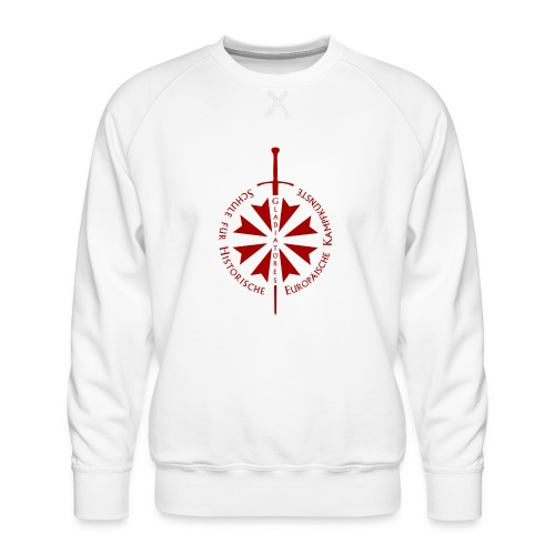 Logo frei - Männer Premium Pullover