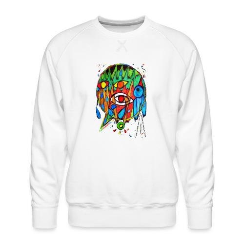 Vertrauen - Männer Premium Pullover