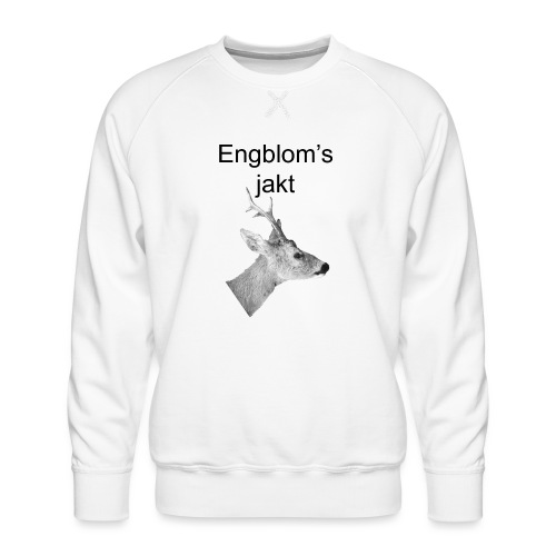 Officiell logo by Engbloms jakt - Premiumtröja herr