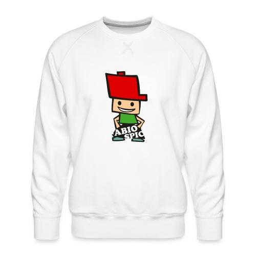 Fabio Spick - Männer Premium Pullover
