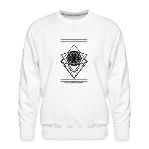 VISION - Mannen premium sweater