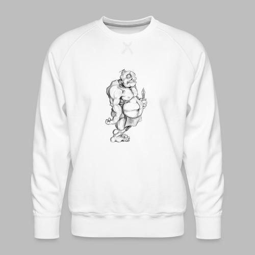 Big man - Männer Premium Pullover