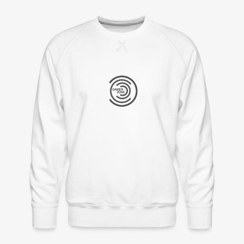 logo gamer zone - Sweat ras-du-cou Premium Homme