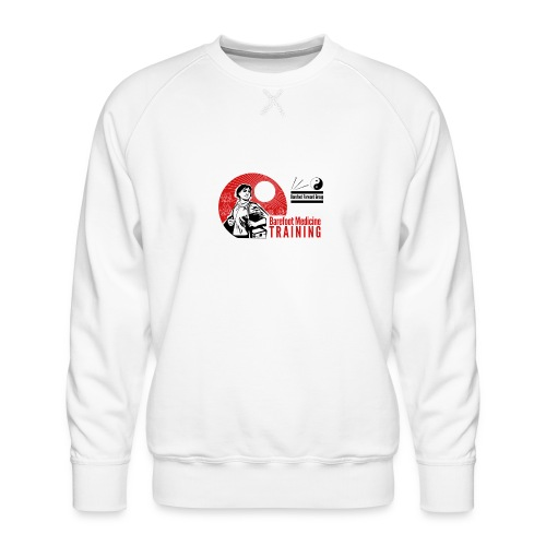 Barefoot Forward Group - Barefoot Medicine - Men's Premium Sweatshirt