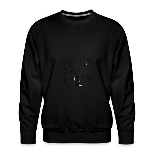 har sei png - Premium-genser for menn