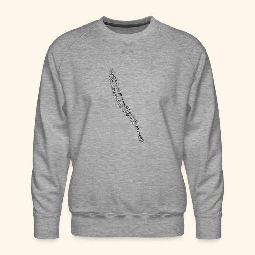 Muster_18 - Männer Premium Pullover