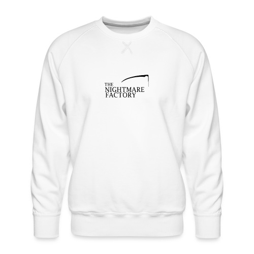 nightmare factory Nero png - Men's Premium Sweatshirt
