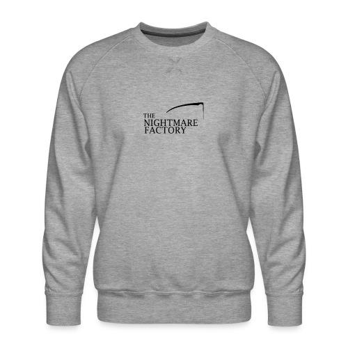 nightmare factory Nero png - Men's Premium Sweatshirt