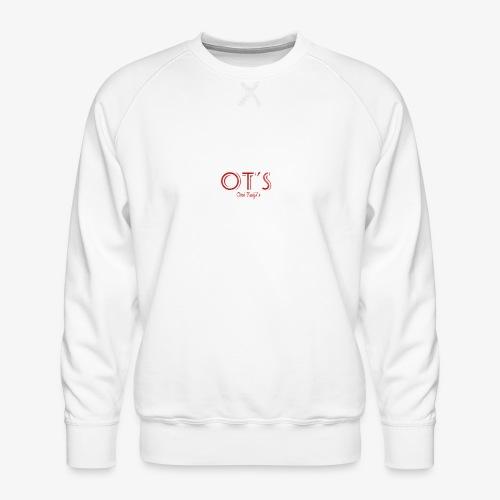 OT's - Sweat ras-du-cou Premium Homme