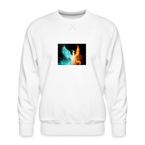 Elemental phoenix - Men's Premium Sweatshirt