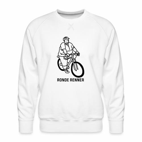Ronde Renner - Mannen premium sweater
