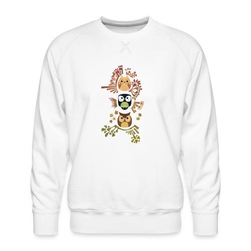 Good Wise Owls - Männer Premium Pullover