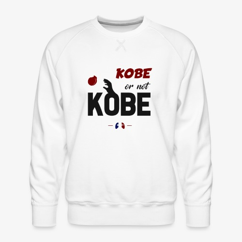 Kobe or not Kobe - Sweat ras-du-cou Premium Homme