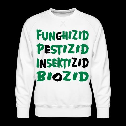 genozid - Männer Premium Pullover