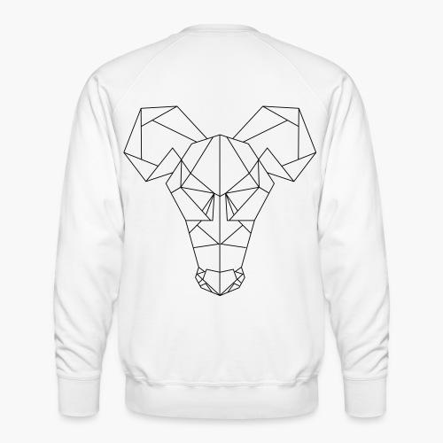 Rat's Head - Mannen premium sweater