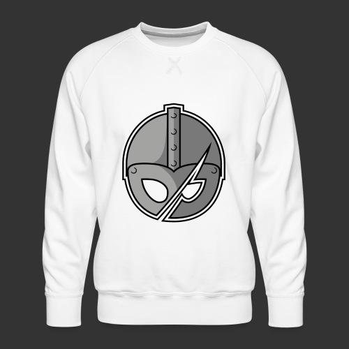 Slashed Helmet - Men's Premium Sweatshirt