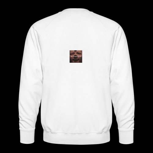 Why be a king when you can be a god - Men's Premium Sweatshirt