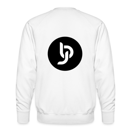 bassjammers_black - Men's Premium Sweatshirt