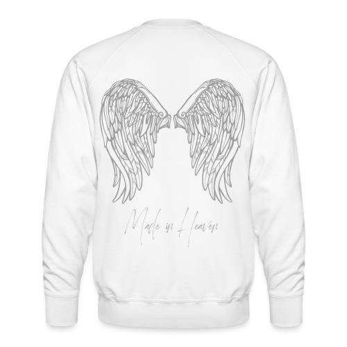 heaven - Sudadera premium para hombre