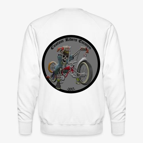 Custom Riders Emmen - Mannen premium sweater
