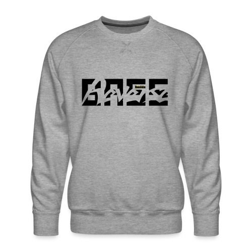 Reverse Bass - Men's Premium Sweatshirt