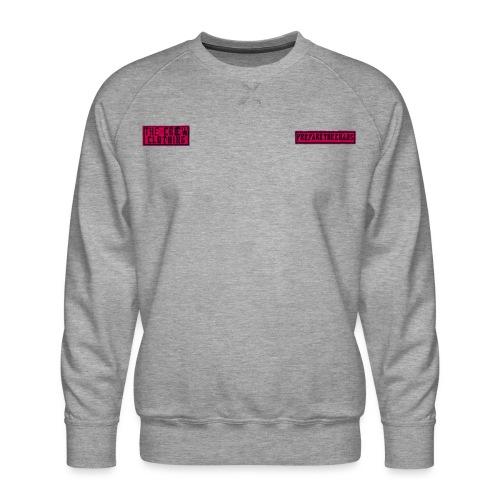 RED & CROW - Sweat ras-du-cou Premium Homme