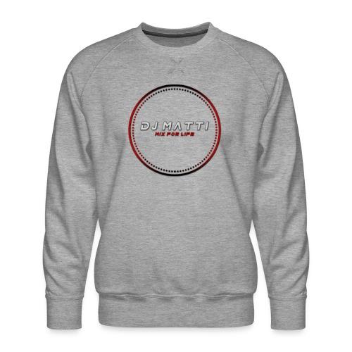 DJ Matti Official Merchandise - Men's Premium Sweatshirt