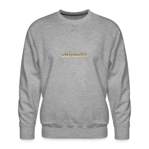 Sanatix Kids red t-Shirt - Men's Premium Sweatshirt