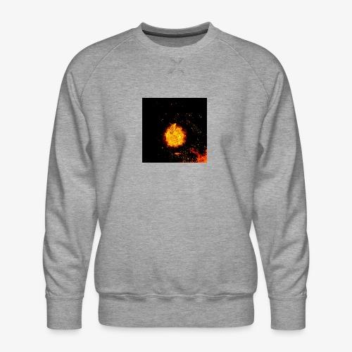 FIRE BEAST - Mannen premium sweater