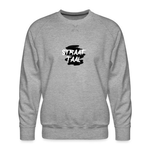 Kleding - Mannen premium sweater