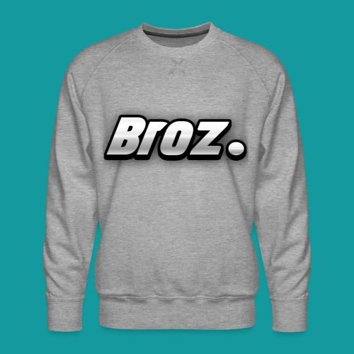 Broz. - Mannen premium sweater