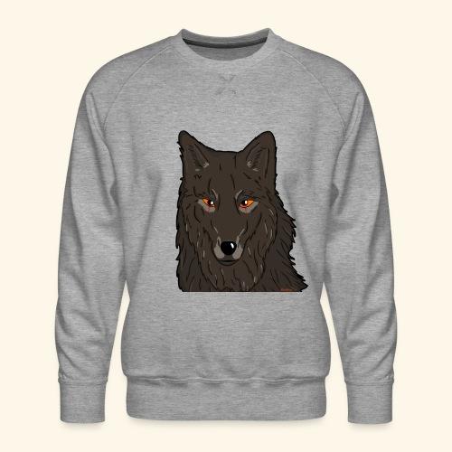 HikingMantis - Herre premium sweatshirt