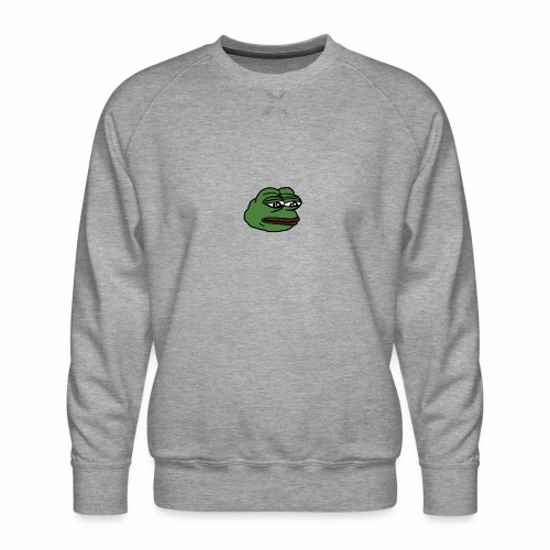 Pepe - Miesten premium-collegepaita