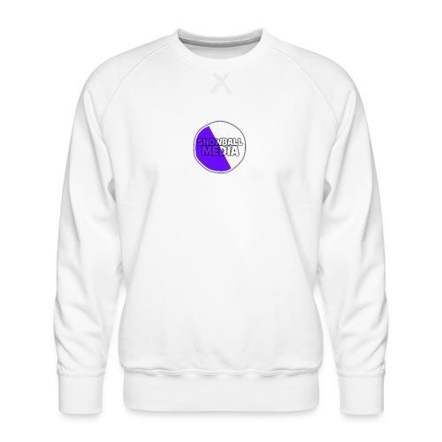 Snowball Media - Men's Premium Sweatshirt