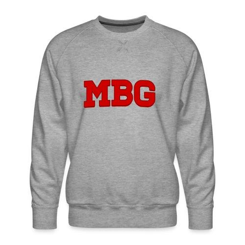 MBG - Mannen premium sweater