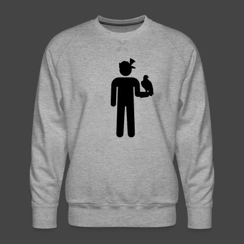 Falkner-Shirt - Männer Premium Pullover
