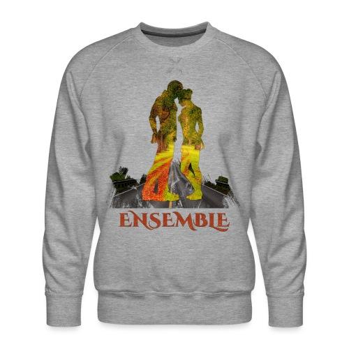 Ensemble -by- T-shirt chic et choc - Sweat ras-du-cou Premium Homme