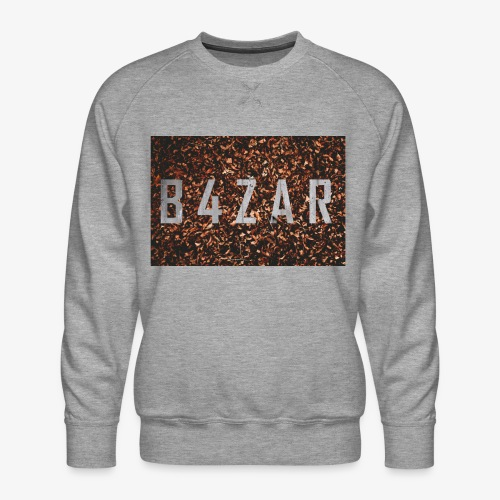 B4ZAR - Sweat ras-du-cou Premium Homme