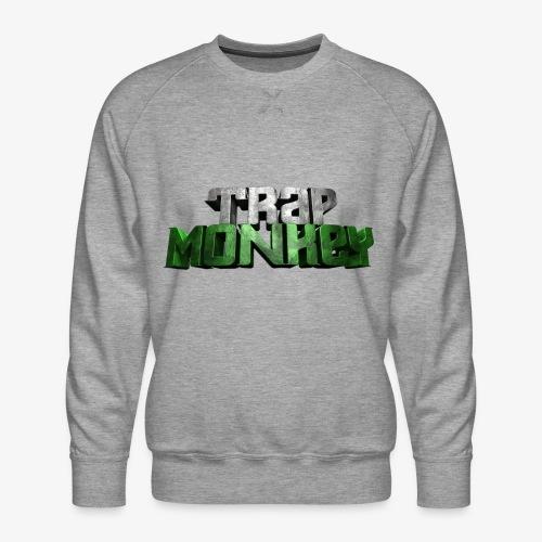 Trap Monkey 2 - Sweat ras-du-cou Premium Homme