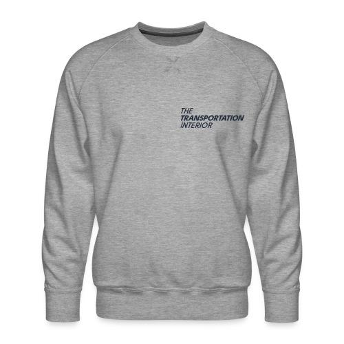 The Transportation Interior classic - Men's Premium Sweatshirt