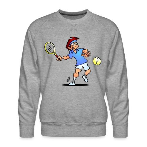 Tennis IV fc - Men's Premium Sweatshirt