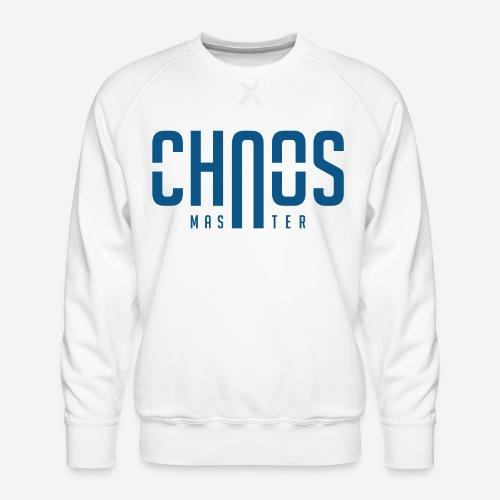 chaos master - Männer Premium Pullover