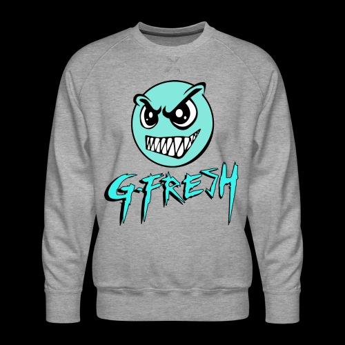 G-Fresh logo - Mannen premium sweater