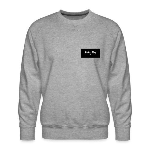 89A1897D 43A9 4A68 B7FF A7078154B6E2 - Mannen premium sweater