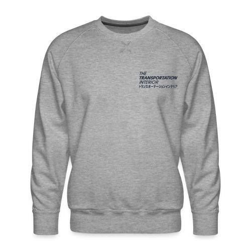 The Transportation Interior T Japan - Men's Premium Sweatshirt