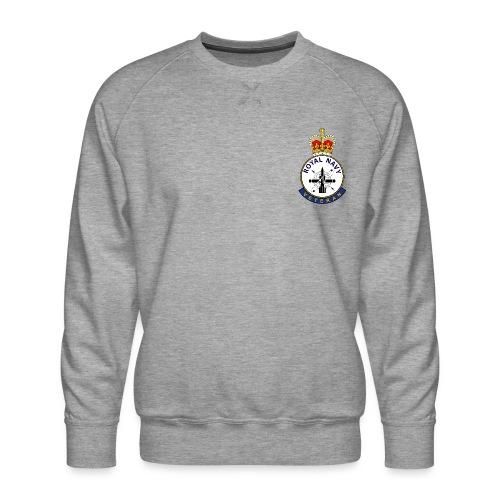 RN Vet ET - Men's Premium Sweatshirt