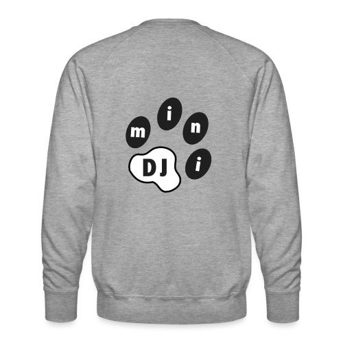 DJMini Logo - Herre premium sweatshirt