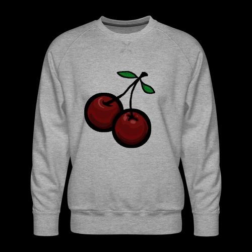 CHERRIES - Mannen premium sweater