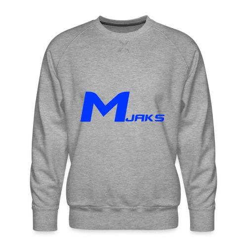 Mjaks 2017 - Mannen premium sweater